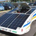 Dall'Università di Catania arriva una vettura totalmente fotovoltaica