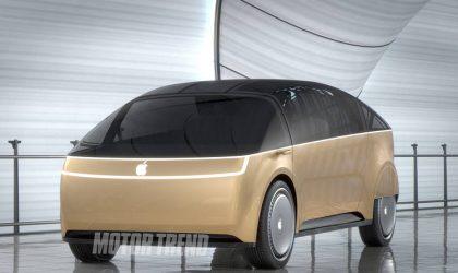 L'Apple Car, la presunta vettura elettrica di Apple è velata di mistero