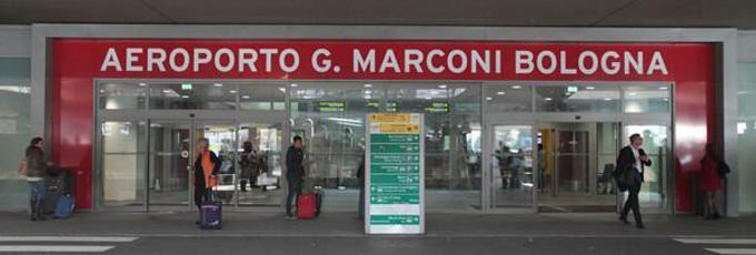 Aeroporto Marconi di Bologna è in crescita a due cifre