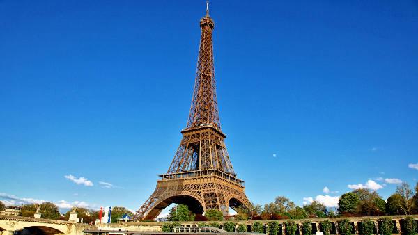 Turismo in Francia calato del 7% nel corso del 2016