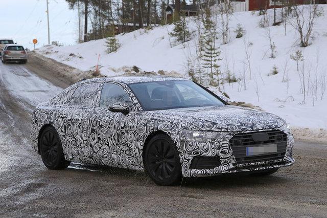 Audi, nuovo prototipo: riparte la corsa a Bmw e Mercedes
