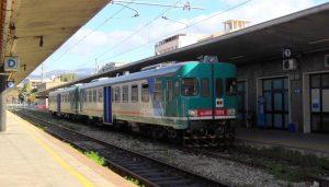 La stazione di Reggio Calabria