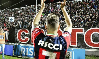 Calcio, Ricci è il nuovo eroe del Crotone